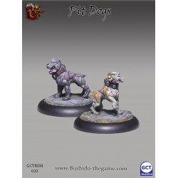 Bushido the Game - Pit Dogs