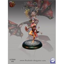 Figurine Bushido - Tsubaki (du Starter Pack)