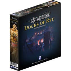 Bushido - Rise ot the Kage expansion (Docks of RYU)