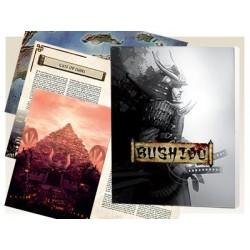 Bushido - New Dawn Rulebook