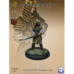 Bushido - Golden Sentinels (Envoy Guards)