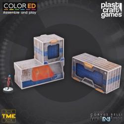 TME Prépeint - Container...