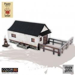 Fukei Prépeint - Etable - Designed for Kensei