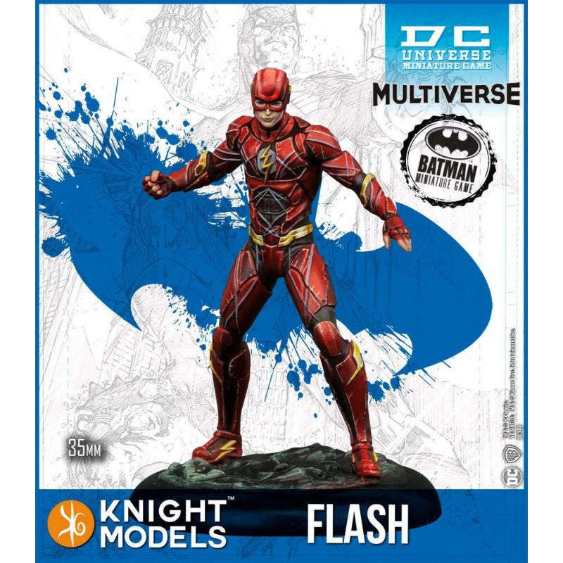 Batman BMG / DC Universe - Flash (Ezra Miller) (Multiverse)