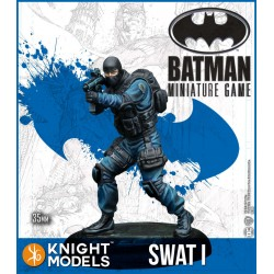 Batman BMG - Commissioner Gordon & GCPD SWAT Team