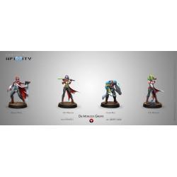 Infinity the Game - Die Morlock Gruppe