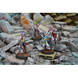 Infinity the Game - Die Morlock Gruppe