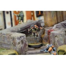 Infinity the game - Warcors, War Correspondents (Stun Pistol)