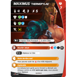 Aristeia the game- Maximus 'Thermopylae'