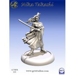 Bushido the Game - Mika Takashi