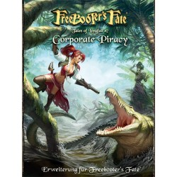 Freebooter's Fate - Tales of Longfall 2 (ENG) - Livre Extension