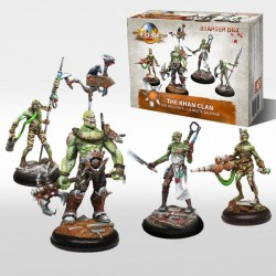 Eden - Starter Box Clan Khan V2 - La Meute Sauvage