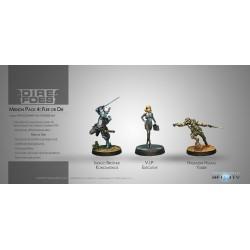 Figurine Infinity (Corvus Belli) - Dire Foes Mission Pack 4 : Flee or Die