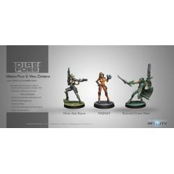 Figurine Infinity (Corvus Belli) - Dire Foes Mission Pack 5 : Viral Outbreak