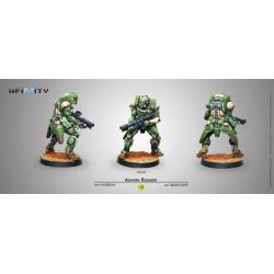 Infinity - Asawira Regiment (Spitfire)