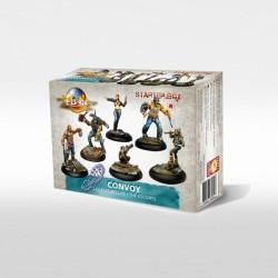 Eden - Starter Box: Les Escorteurs