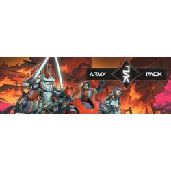 Infinity - JSA Sectorial Army Pack (VF) + fig exclusive