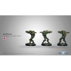 Infinity - Line Kazak (Lance-Missiles)