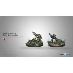 Infinity - Para-Commandos 1 (Fusil, Lance-grenades Léger)