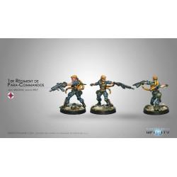 Infinity - Para-Commandos 2 (Fusil)