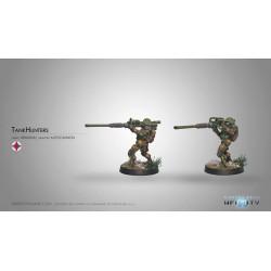 Figurine Infinity (Corvus Belli) - Tankhunter (Autocannon)