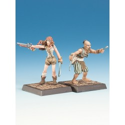 Freebooter's Fate - Pirate and Cuchillo 2
