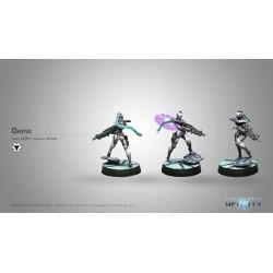 Infinity Corvus Belli - Dasyus (Hacker)