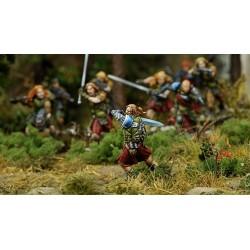 Figurine Infinity (Corvus Belli) - William Wallace (Arme CC EXP)