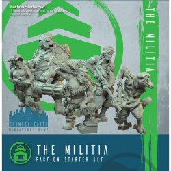 Drowned Earth - Starter Set Militia (5)