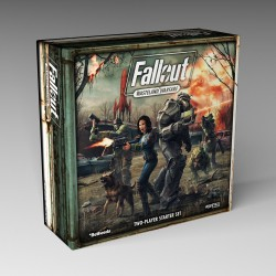 Fallout: Wasteland Warfare - Two Player Starter Set + Fig exclusive...
