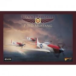 Blood Red Skies - P-51...