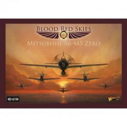 Blood Red Skies - A6MX 'Zero-Sen' - 6 Avions