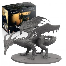 Dark Souls The Board Game - Black Dragon...