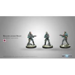 Infinity - Brigadier Jacques Bruant,...