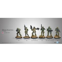 Figurine Infinity (Corvus Belli) - Starter Pack Ariadna - USAriadna Ranger Force