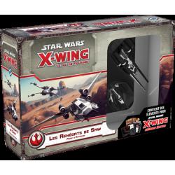 SW X-Wing - Les Renégats de...