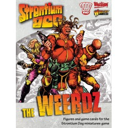Strontium Dog - The Weerds (EN)