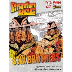 Strontium Dog - The Stix Brothers (EN)