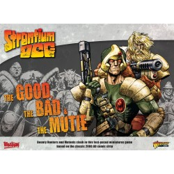 Strontium Dog - The Good the Bad and the Mutie...