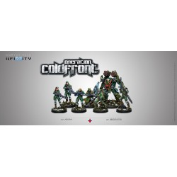 Infinity - Operation Coldfront: Tartary Army...