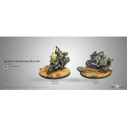 Infinity - Mavericks, 9e Bataillon de Reco...