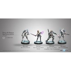 Infinity - Drakios et Scylla, Steel Phalanx NCO