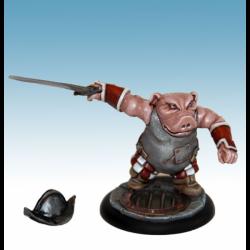 Briskars - Milicien à l'épée