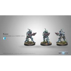 Infinity - Kamau (Fusil Combi, Lance-grenades...
