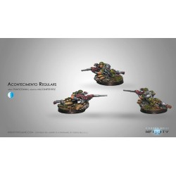 Infinity - Acontecimento Regulars (Sniper)