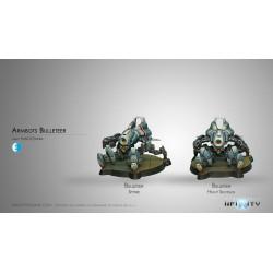 Infinity - Armbots Bulleteer (Spitfire, Heavy...