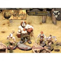 Briskars - Starter Mercenaires