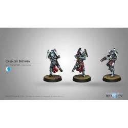 Infinity - Crusader Brethren (HMG)