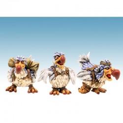 Briskars - 3 dodos Nouvelle...