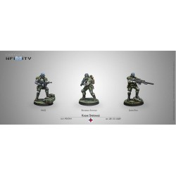 Infinity - Kazak Spetsnazs (HMG, Boarding Shotgun, Sniper...